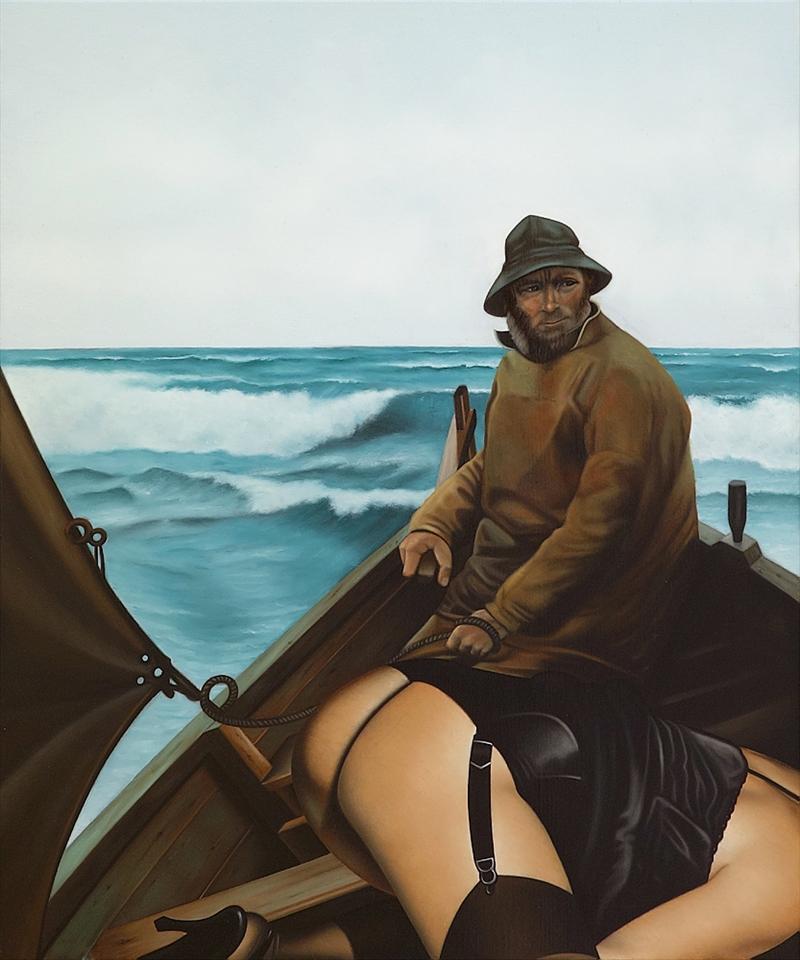 Image of   Dangerous Cargo - Ole Ahlberg