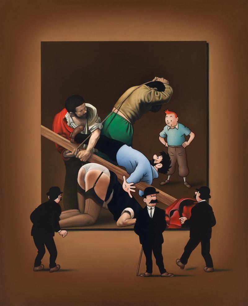 Image of   Circo di Caravaggio - Ole Ahlberg
