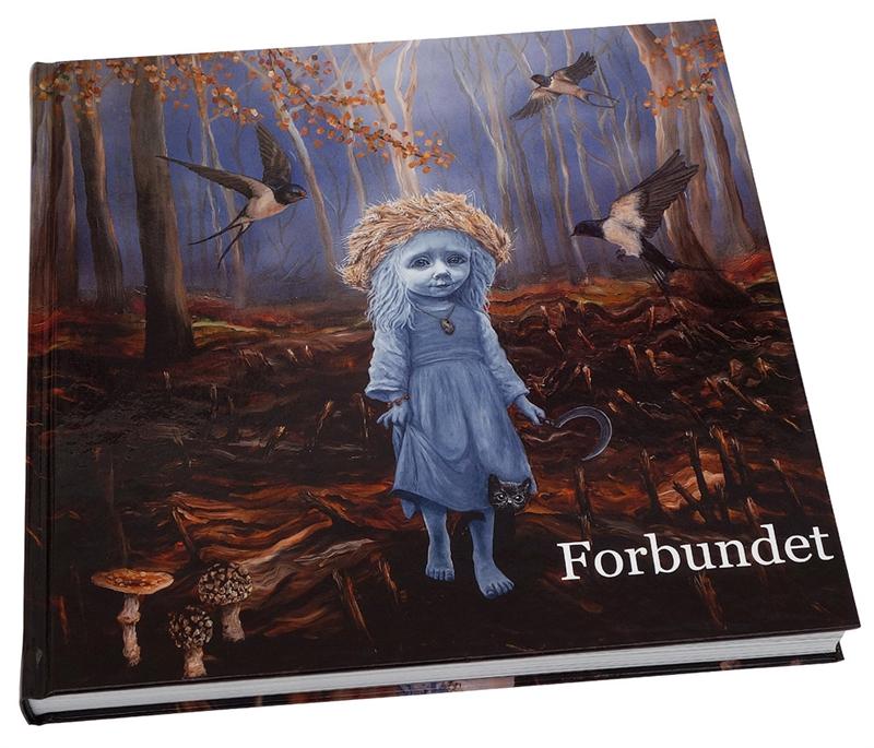 Image of   Anne Juul Christophersen - Forbundet - Bog