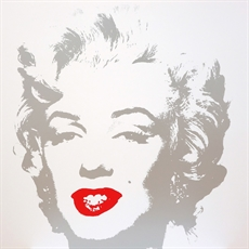 Andy Warhol (after): Golden Marilyn 11.35